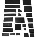 플라스틱 앤드캡 (흑색) (4040,4080,6060용)